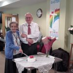 St. George's day celebrations at Kingsway United Reformed Church, West Blackburn